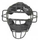 Adult Size Professional Model Catcher's / Umpire's Mask from Markwort (Black)