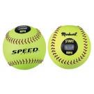 "11"" Speed Sensor Softball from Markwort"