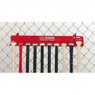 Aluminum Fence Bat Rack from Sport Hook