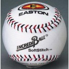 "9"" SoftStitch IncrediBall Baseballs from Easton - (One Dozen)"