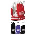 Swing Away Adult Baseball Batter's Gloves from Markwort - One Pair