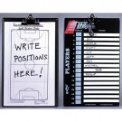 """RagBall """"The Starting Line Up"""" All Sports Clipboard and Organizer"""