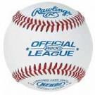 High School Baseballs from Rawlings - One Dozen