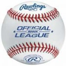 ROLB1 X-Grade Official League Practice Baseballs from Rawlings - One Dozen
