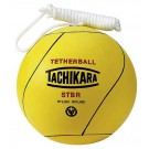 Tachikara Official Size Tetherball - Yellow