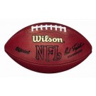 Wilson® F1000 Official NFL® Leather Game Football (Commissioner Paul Tagliabue)