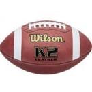 Wilson K2 Pee Wee Leather Football