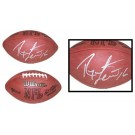 Ryan Leaf, Autographed Official Wilson NFL Game Football