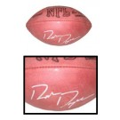 Ron Dayne, Autographed Official Wilson NFL Game Football