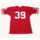 Hugh McElhenny, San Francisco 49ers  Authentic Throwback Football Jersey