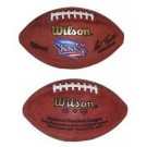 Super Bowl XXXVI Official Game Football by Wilson - New England Patriots vs. St. Louis Rams