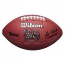Super Bowl XXXVIII Official Game Football by Wilson - New England Patriots vs. Carolina Panthers