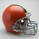 "Cleveland Browns (1962-1974) Riddell Full Size ""Old Style Throwback"" Football Helmet"