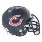 Rashaan Salaam, Chicago Bears Autographed Riddell Authentic Mini Football Helmet