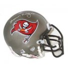 Shaun King, Tampa Bay Buccaneers Autographed Riddell Authentic Mini Football Helmet