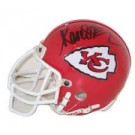Marcus Allen, Kansas City Chiefs Autographed Riddell Authentic Mini Football Helmet