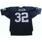 Marcus Allen Autographed Oakland Raiders Official NFL Old Style Authentic Jersey