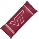"Virginia Tech Hokies 19"" x 54"" Body Pillow"
