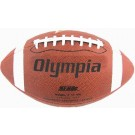 Olympia Composite Leather Tackified Football - Official Size (Set of 2)