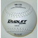 Dudley (SB12LND) Slow Pitch Softball (Set of 5)