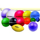 "3 1/4"" Diameter Rhino Skin Coated Foam Softballs - Set Of 10"