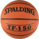 Men's Official Pro-Flite Rubber Basketball from Spalding (Set of 3)