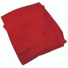 """36"""" Mesh Ball Tote - Red (Set of 5)"""