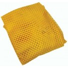 """36"""" Mesh Ball Tote - Gold (Set of 5)"""