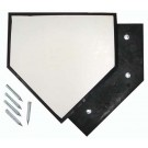Official Slide Home Plate (Set of 2)