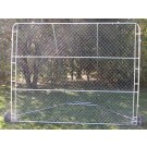 Baseball Backstop For Indoor / Outdoor Use