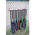 Fence Hook On Bat Rack...12 Bat Model (Set of 2)