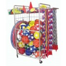 EZ-Roll Gym Closet Cart