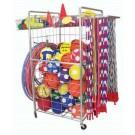 EZ-Roll Gym Closet Cart