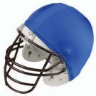 Economy Football Helmet Covers (Blue) - 1 Dozen