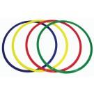"""19.5"""" Flat Hoop (2 Sets of 12, 24 Hoops Total)"""