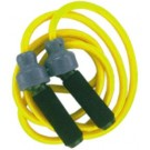 3 Pound Yellow Deluxe Weighted Jump Rope (Set of 2)