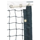 42' 2.8mm Tournament Tennis Net with Dowels