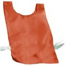 Red Nylon Pinnies - 1 Dozen