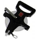 100' (30 Meters) Fiberglass Measuring Tape with Open Reel (Set of 3)