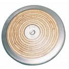 High School 1.616 kilos Practice Wood Discus (Set of 3)