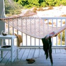 Pawleys Island Presidential Size Original Cotton Rope Hammock