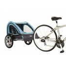 InSTEP Take 2 Double Seated Trailer
