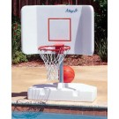 Wing-It Water Basketball Hoop Game for Inground Swimming Pools by Pool Shot