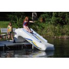 Dock Inflatable Slide with Inflator