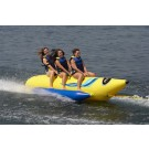 Waterboggan 3 Person Towable Water Tube / Inflatable