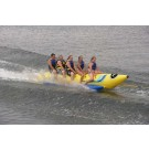 Waterboggan 5 Person Towable Water Tube / Inflatable