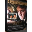 "Russell Crowe ""A Beautiful Mind"" and Jennifer Connelly Dual Autographed 8"" x 10"" Custom Framed Photograph into the Movie Poster"