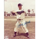 "Andy Pafko Autographed Brooklyn Dodgers 8"" x 10"" Photograph (Unframed)"