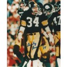 "Andy Russell Autographed Pittsburgh Steelers 8"" x 10"" Photograph (Unframed)"