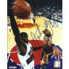 "Antonio McDyess Autographed Phoenix Suns 8"" x 10"" Photograph (Unframed)"